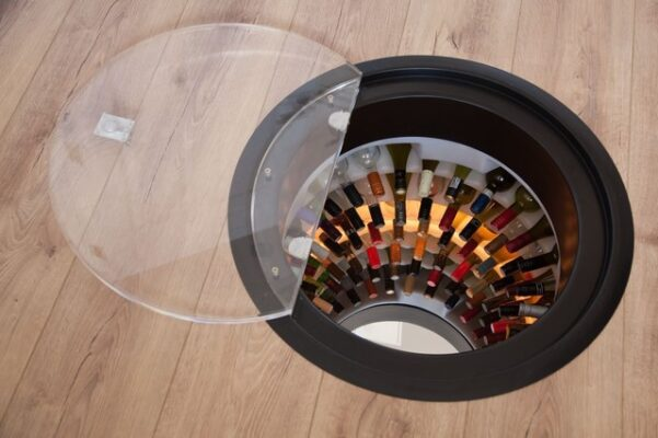Wines Cellars Ltd - Wine cellar pod (MK1)