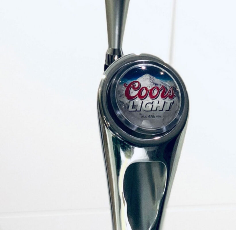 Brewfitt Ltd - Beer font clamp