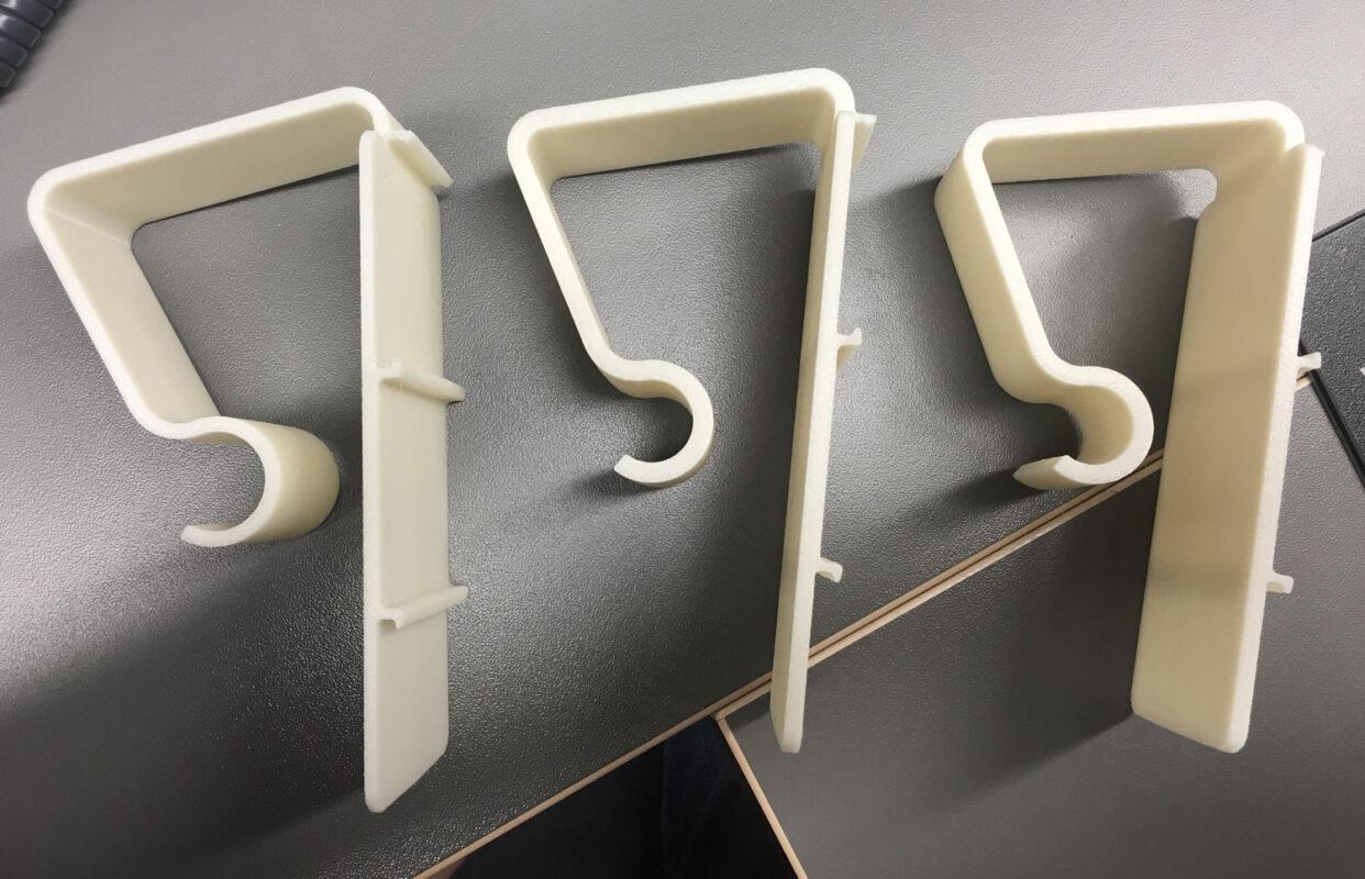 ECOLAB - Bed-end bracket