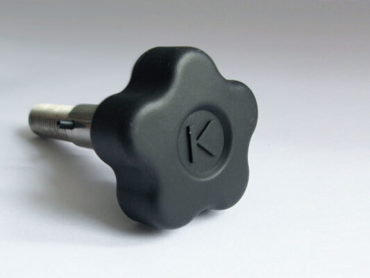 Kiravans - Locking knob